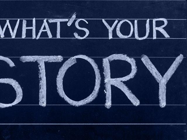 Berätta din historia
